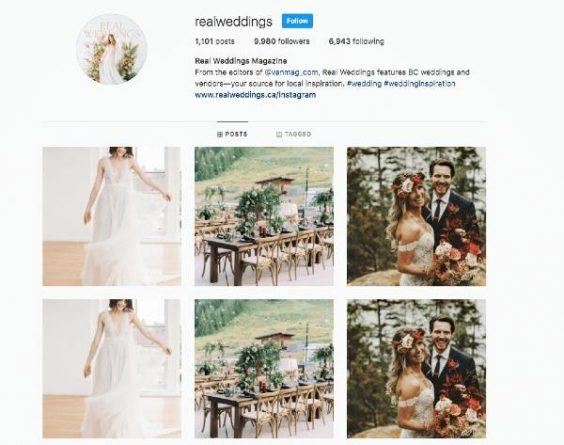 Imágenes duplicadas publicadas en Instagram