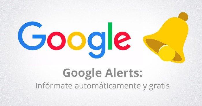 Herramientas de branding, Google Alerts