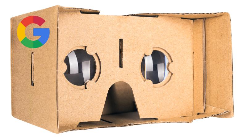Visor Google Cardboard