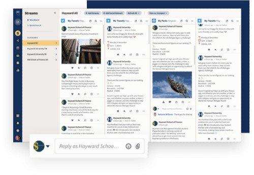 Hootsuite herramienta para community managers