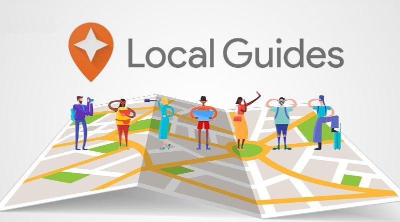 Programa de guías, Local Guides de Google