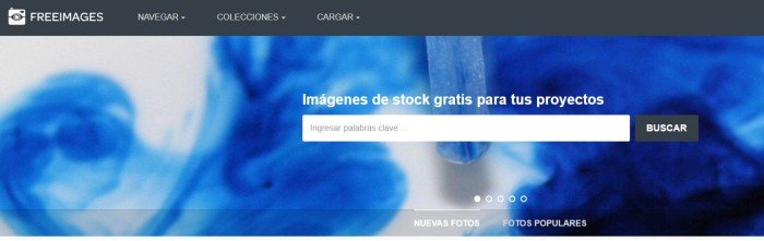 Freeimages banco de imágenes