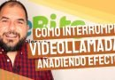 Cómo interrumpir videollamadas añadiendo interferencias