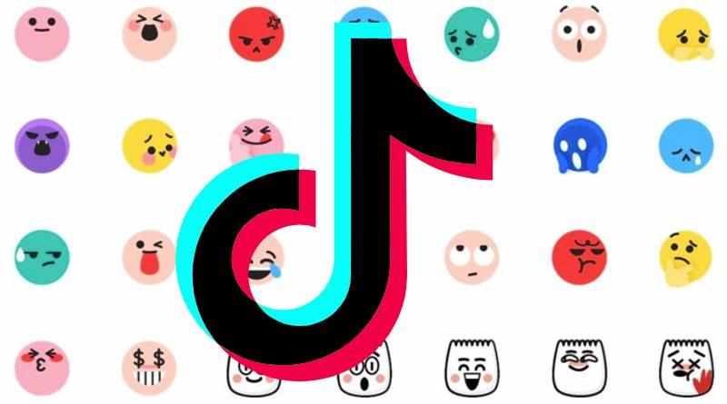 Emojis TikTok