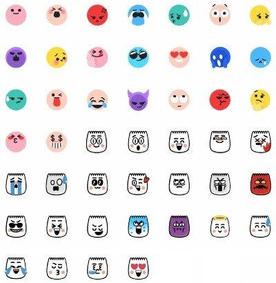 Emojis ocultos en TikTok