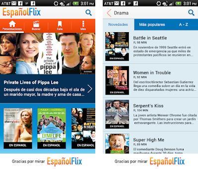 Españolflix para ver películas gratis