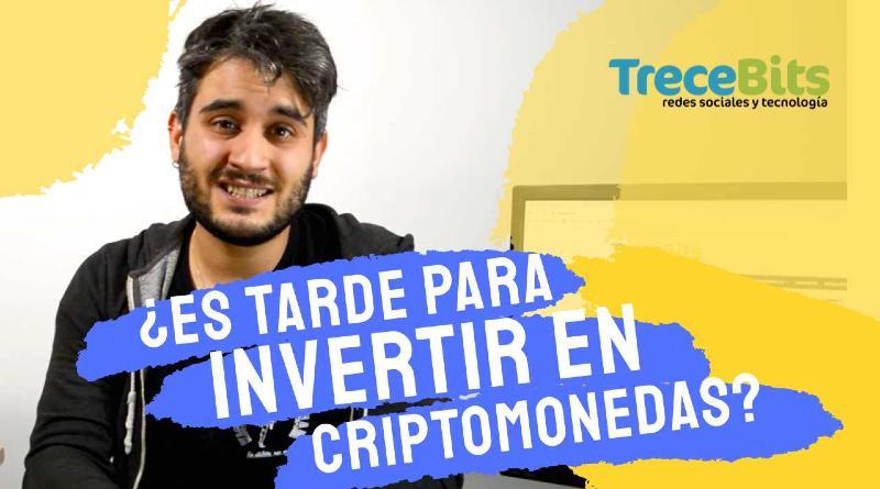 Vídeo Criptomonedas Inversión