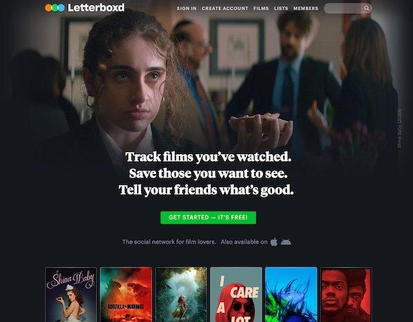 Web Letterboxd