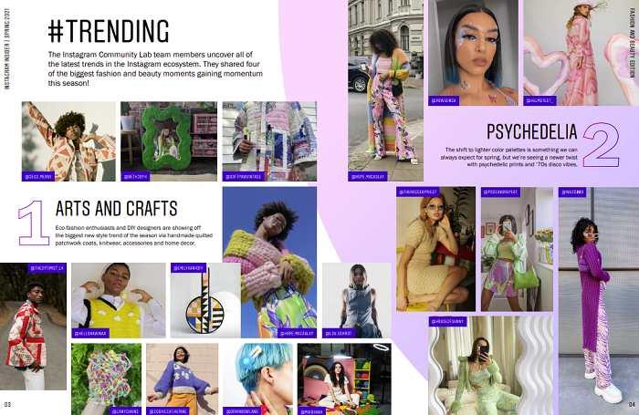 Revista Instagram en pdf