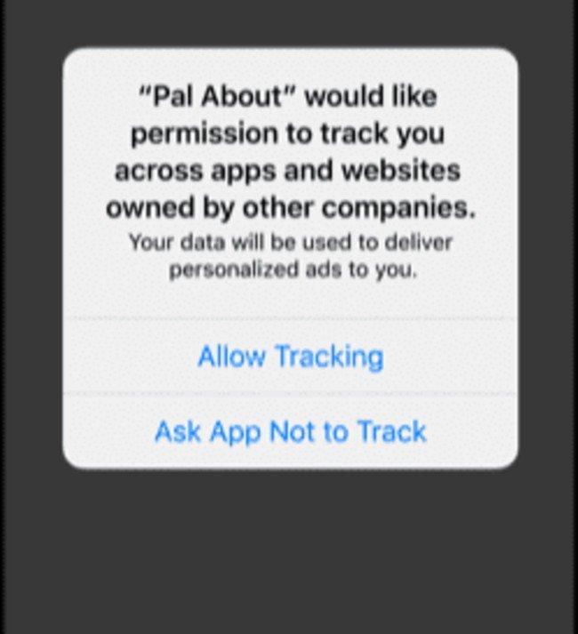iOS 14.5 datos