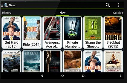 Videomix para ver contenido gratuito