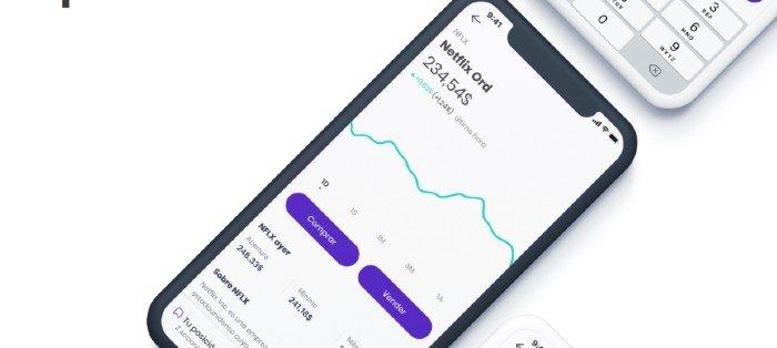 Apps para invertir en bolsa Ninety Nine
