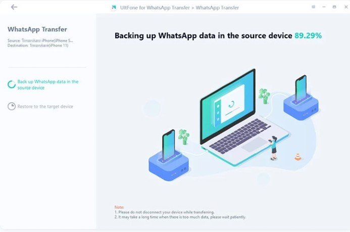 Conectando dos dispositivos