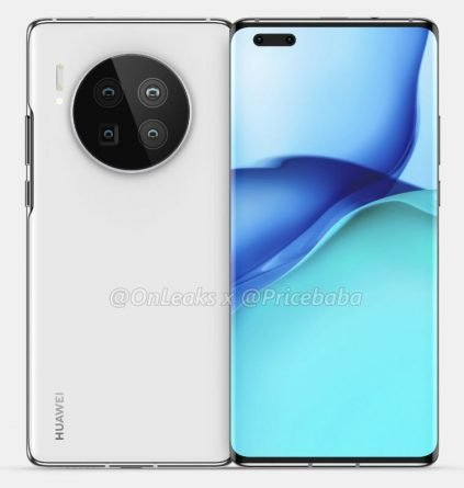 Huawei Mate 40 Pro, mejores móviles chinos