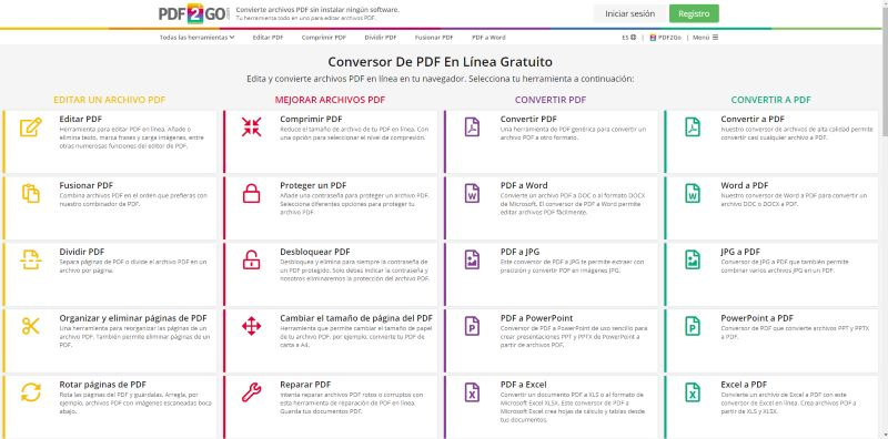 Mejores aplicaciones para editar PDF