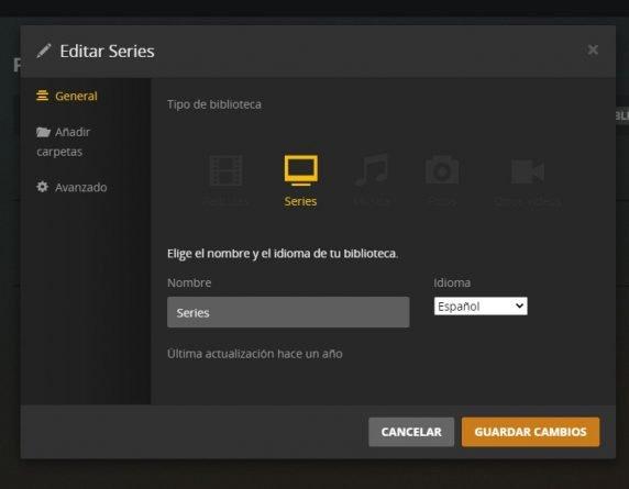 Cómo crear un servidor multimedia en casa con Plex