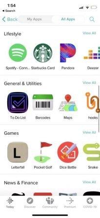 Descargar e instalar apps de Fitbit