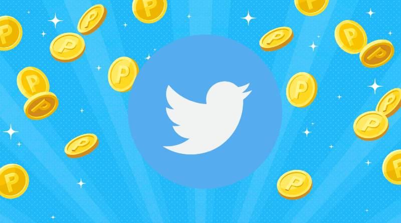 Twitter propina