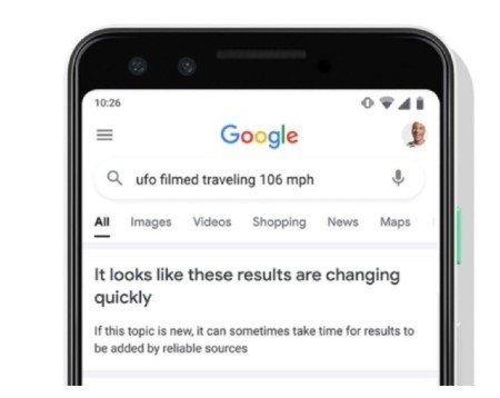 Google Mensaje