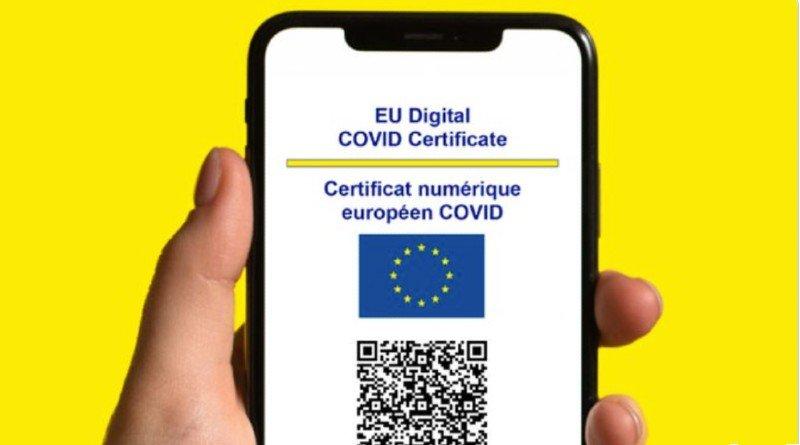 Certificado COVID