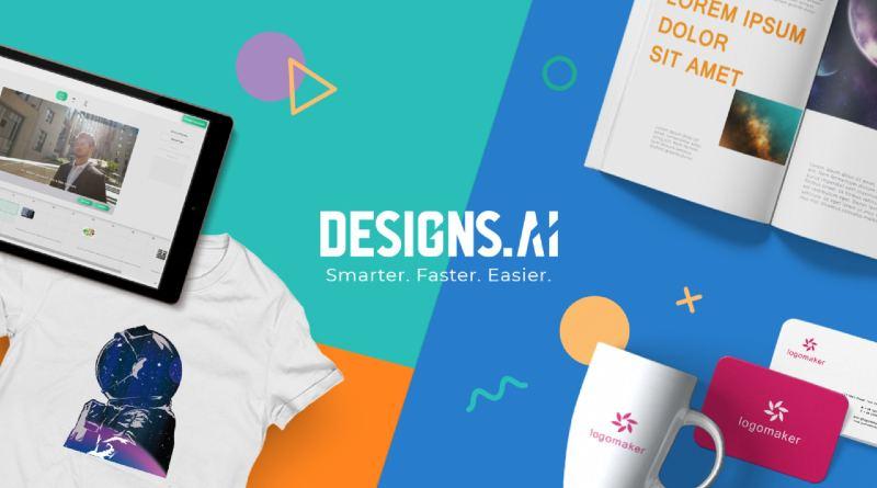 Logotipo de Designs ia