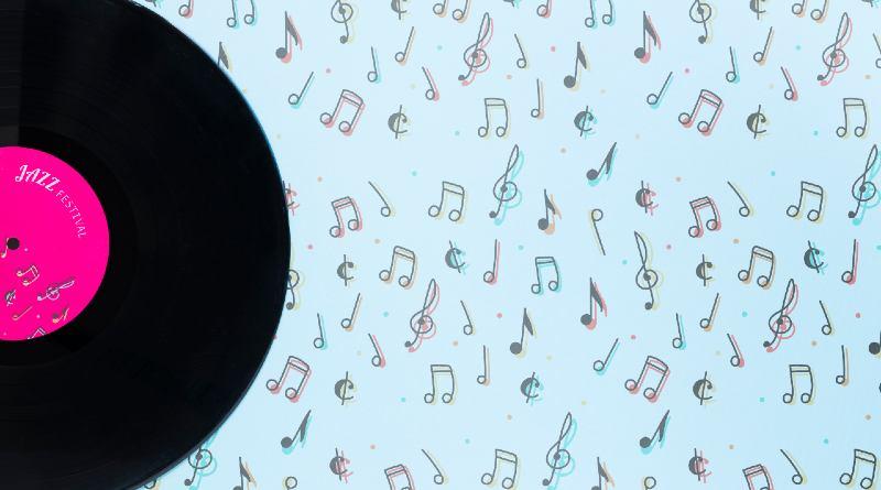 Musica notas musicales