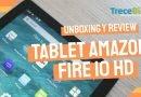 Análisis: Así es la tablet Fire HD 10 de Amazon