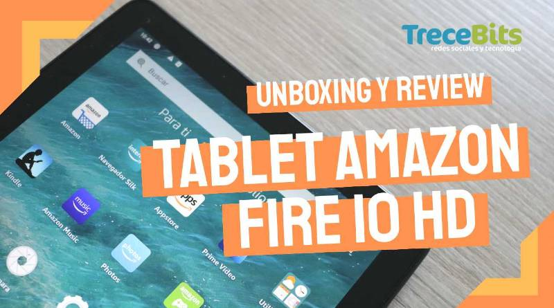 Review Amazon Fire 10 HD