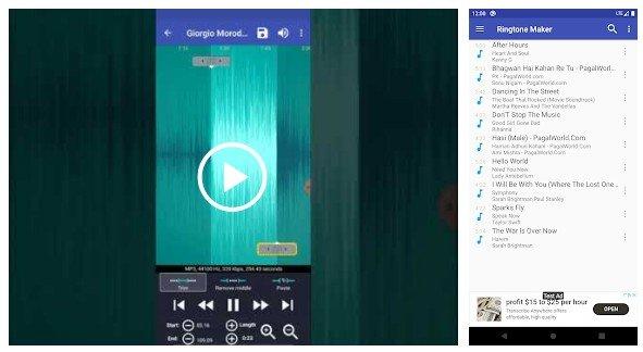 Ringtone Maker para Android