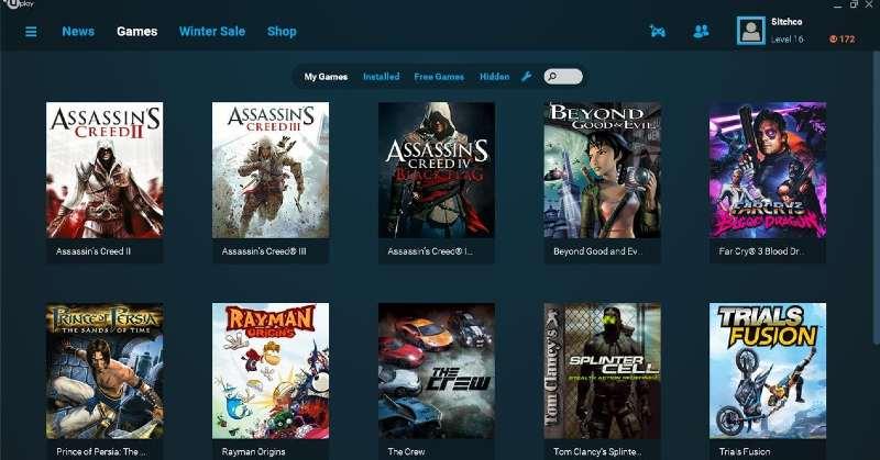 Uplay descargar juegos de PC