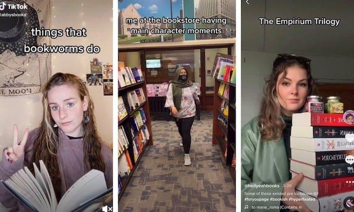TikTok libros