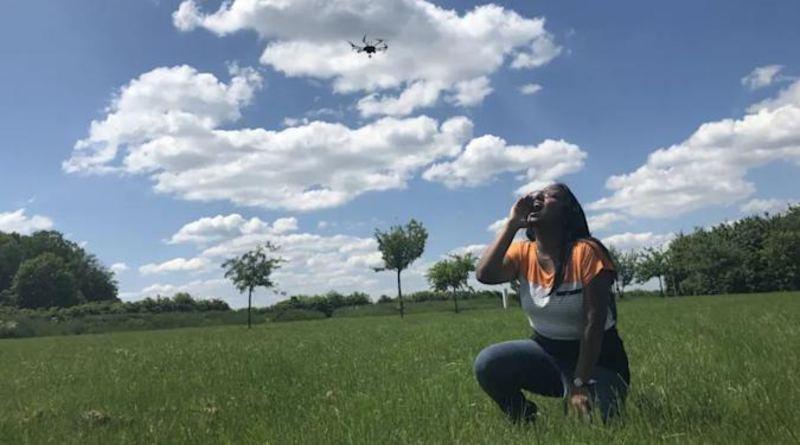 Fotografía Dron