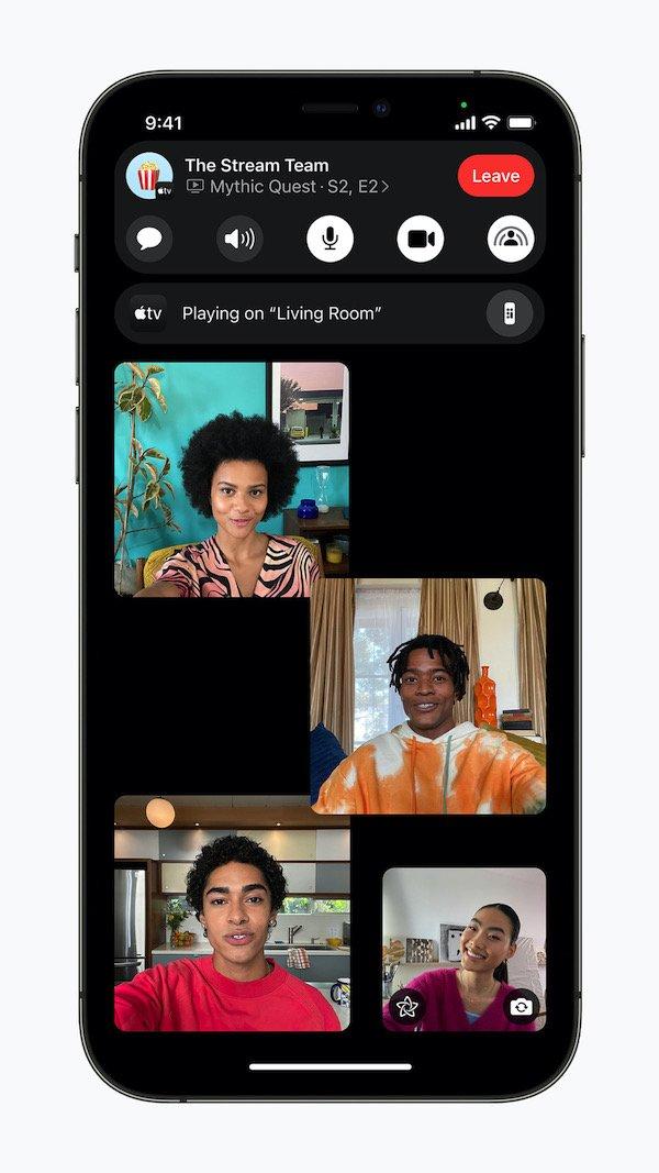App FaceTime