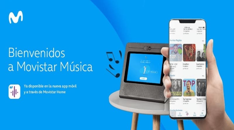 App Movistar Música