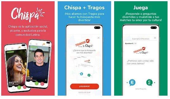 Chispa App para conocer gente