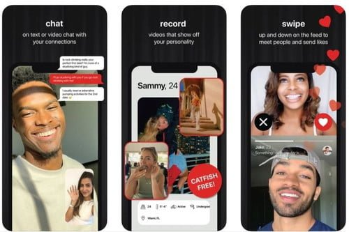 Curtn app para conocer gente en verano