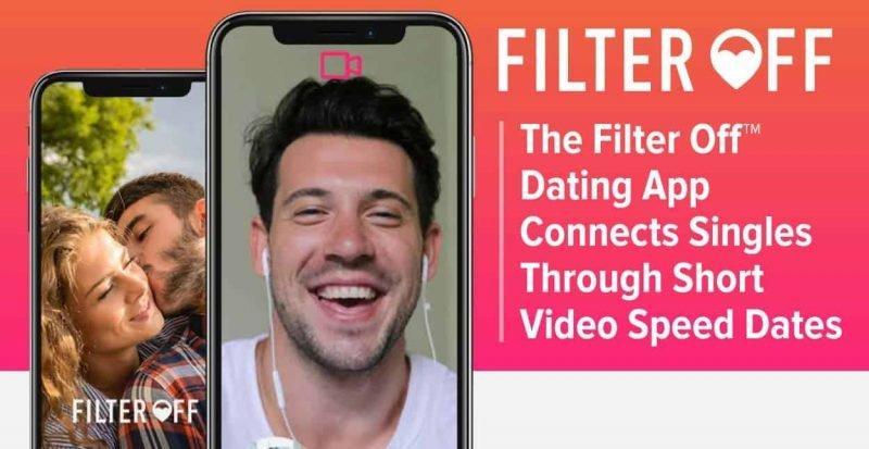 FilterOff app para citas en vídeo