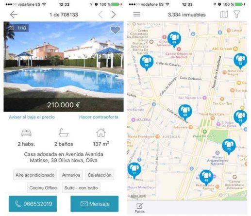 Apps para alquilar apartamentos en verano