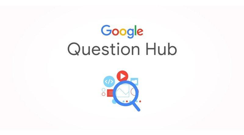 Google Question Hub, imagen de portada