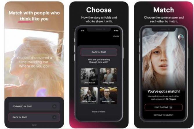 Lantern App de iOS para conocer gente