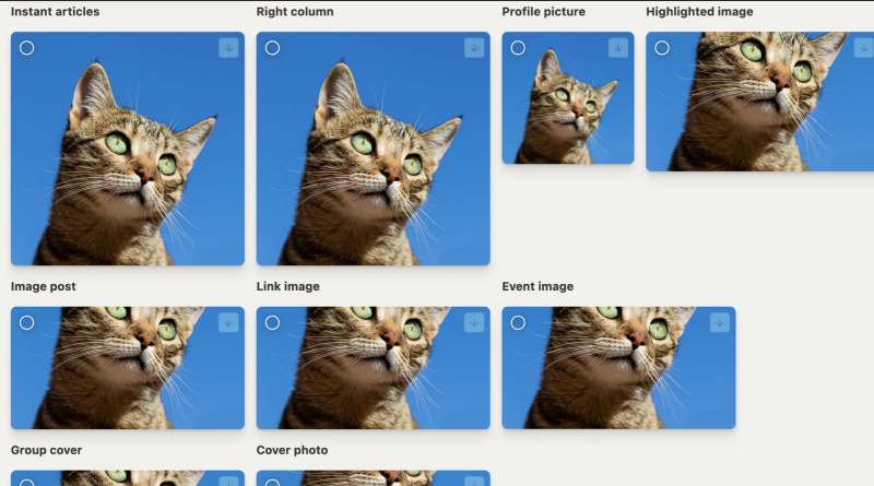 Redimensionar imágenes