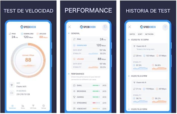 App Velocidad