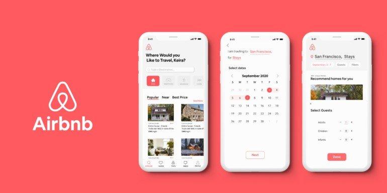 Aplicaciones para alquilar un apartamento Airbnb