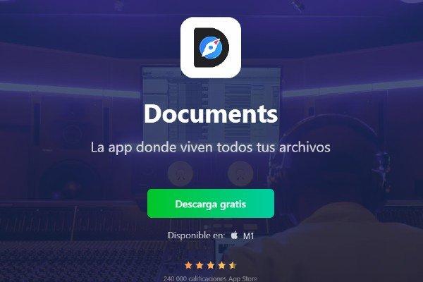 Documents de Readdle