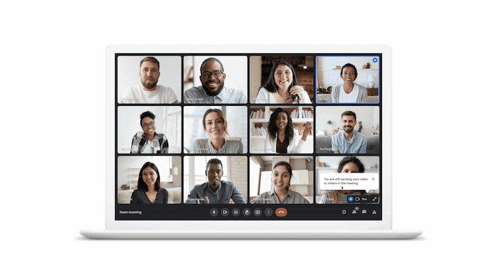 Google Meet videollamadas