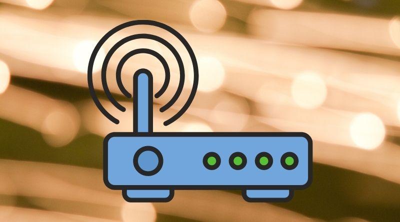 router conexión