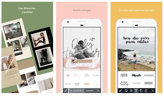 App for Type, imagen de ilustración de texto