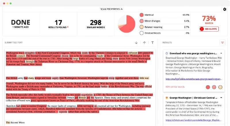 Apps para encontrar contenido duplicado en Internet