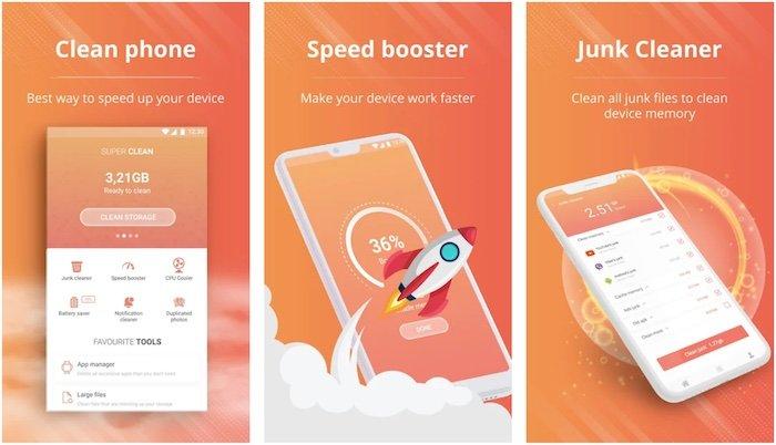 app Memory Cleaner