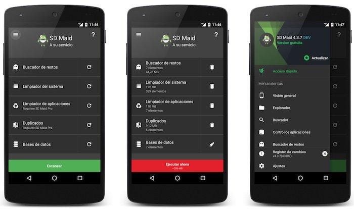 App SD Maid